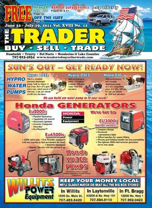 The Trader June 21, 2011