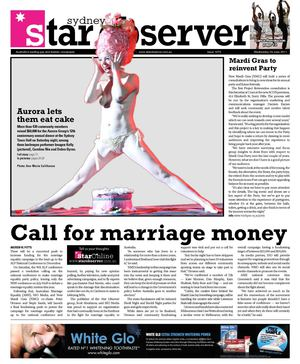 Sydney Star Observer - Issue 1079
