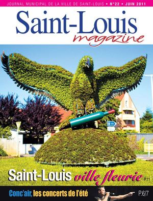 Saint-Louis magazine, n° 22