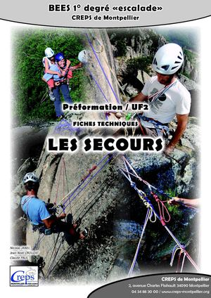 fiches secours BEES esclade