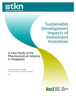 TKN - A Case Study of the Pharmaceutical Industry in Singapore
