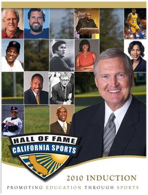 2010 California Sports Hall of Fame Magazine