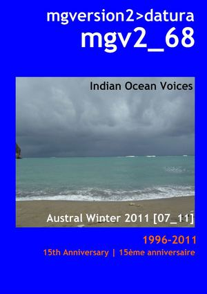 mgv2_68: Indian Ocean Voices