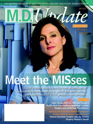 "May 2011 ""Meet the MISses"" M.D. Update Kentucky Edition"