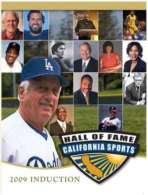 2009 California Sports Hall of Fame Magazine