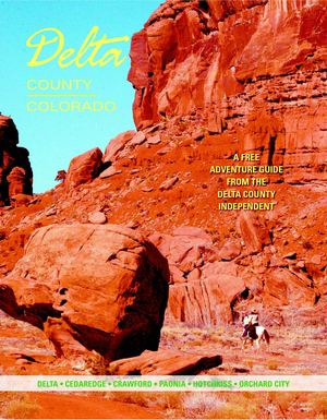 Delta County Visitor Guide 2011