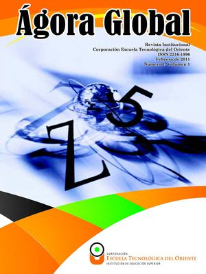 Revista Ágora Global. N1-V1