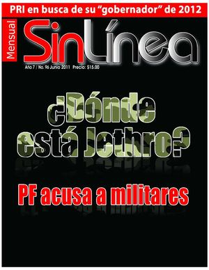 REVISTA SIN LINEA JUNIO 2011