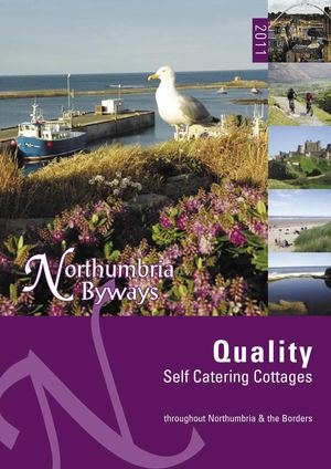 Northumbria byways - 2011 brochure