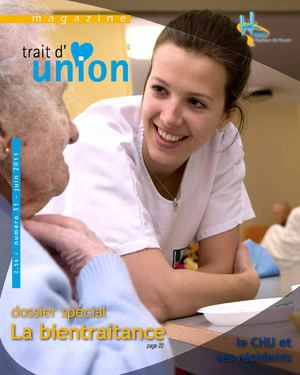 Trait d'Union N° 31 - Juillet 2011
