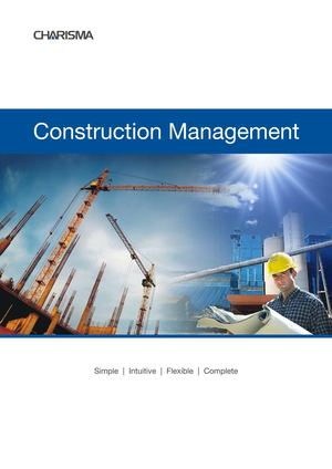 Charisma Construction Management