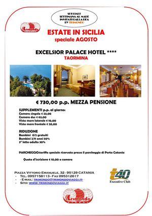 Calaméo - Speciale Soggiorni Agosto Sicilia