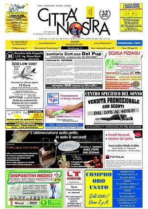 Calaméo - Città Nostra Pordenone del 04.08.2011 n. 1289 2456c49c5571