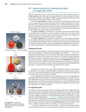 Calaméo Teoria Enlace Químico