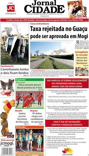 Calaméo - JC MOGI GUAÇU - 13-08-2011 6d4a516c0b