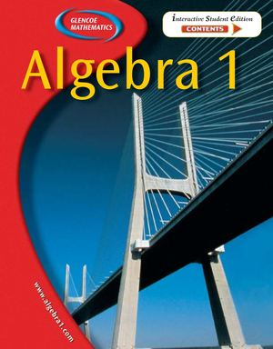 Calam 233 O Algebra 1 Mcgraw Hill