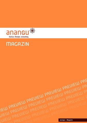 anangu - Magazin Preview