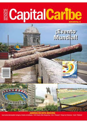 Magazine Bilingue Capital Caribe Edicion #13
