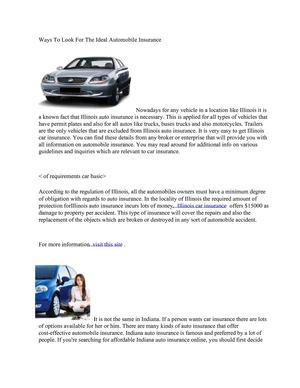 Ways_To_Look_For_The_Ideal_Automobile_Insurance