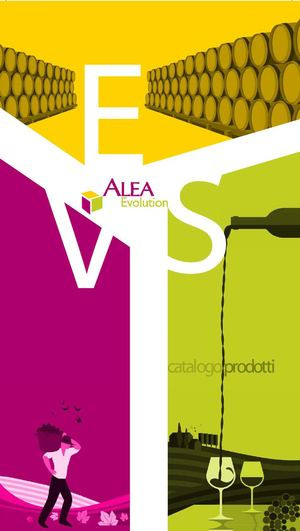 Catalogo Alea Evolution 2011 IT