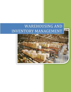 assignment-sample_warehousing-and-inventory-management