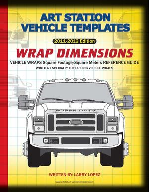 Wrap Dimensions 2011-2012 Edition Sample
