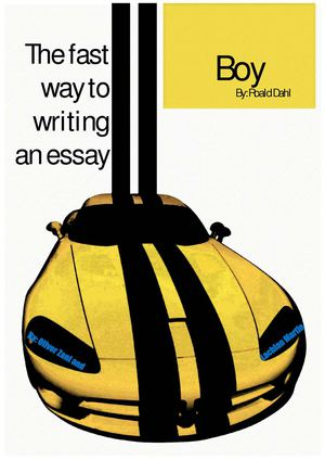 The Fast Way To Writing An Essay