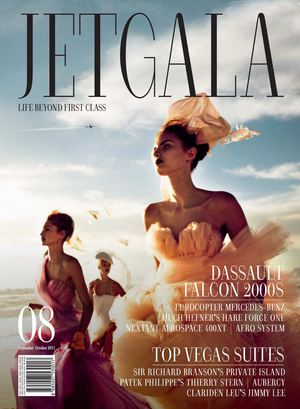 Jetgala Magazine Issue 8