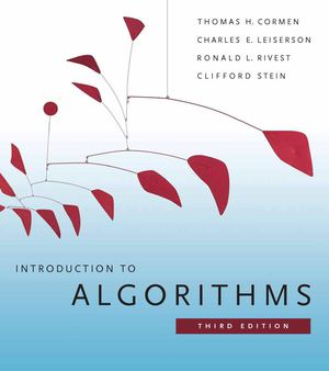 Introduction to Algorithms by Cormen