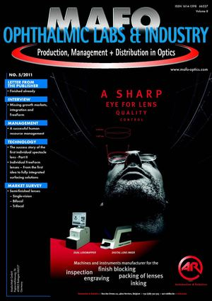 MAFO 2011 Issue 05 - Ophthalmic Labs & Industry -