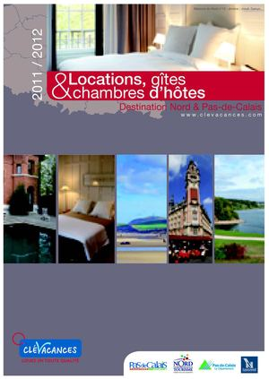 Brochure Clévacances 2011 - 2012