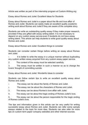 Order an essay canada