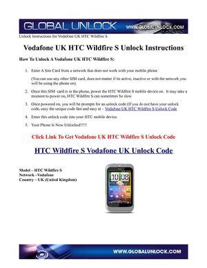 unlock code tr