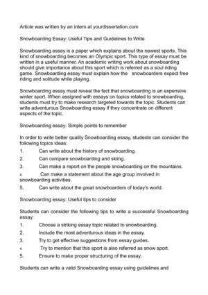 sports topics for research papers