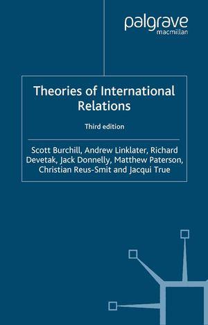 Calamo Theories Of International Relations