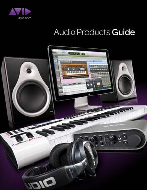 AVID CATALOGUE 2011