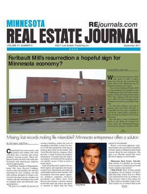 Minnesota Real Estate Journal Sept 11 Edition