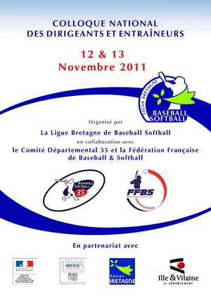 Colloque National Baseball