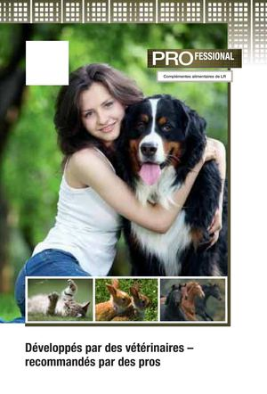 "Catalogue LR ""Complements alimentaires animaux"""