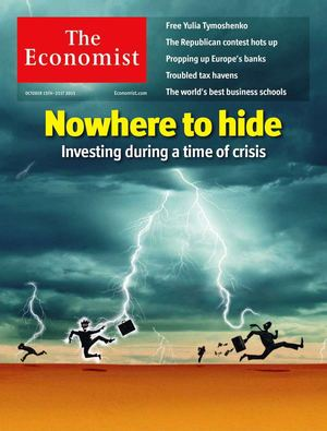 The Economist 15 octobre 2011