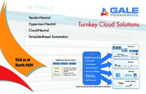 GaleForce Turnkey Solutions at Cloud Expo Silicon Valley 2011