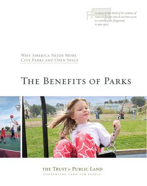 Benefits of Parks
