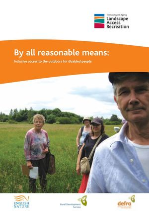 By All Reasonable Means: Planning Access Improvements to Public Greenspace