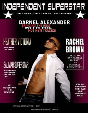 Independent Superstar Magazine
