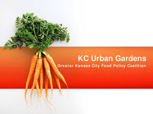 Kansas City Urban Gardens