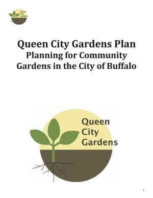 Planning for Community Gardens in the City