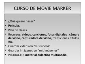 Edíaz_Tutorial Movie Maker