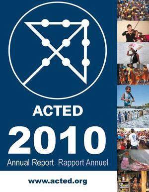 Rapport annuel ACTED 2010