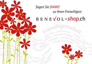 Benevol Shop Flyer 2011
