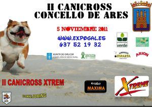 canicross -ares 2011